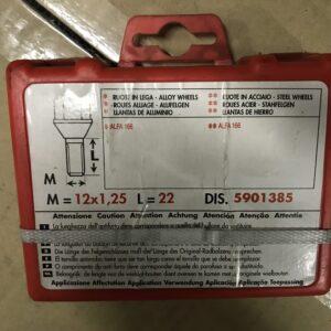 Bulloni antifurto per ruote - Linea accessori - 5901385