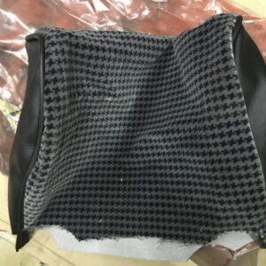 Fodera tessuto poggiatesta - 96590912 - Alfa 33 90/94