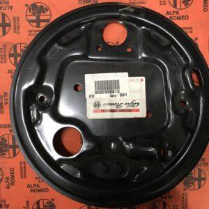 Disco portafreno SX posteriore - 9950813 9947157