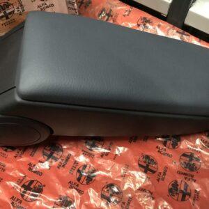 Bracciolo centrale nero/grigio - 735294775 - Alfa 147