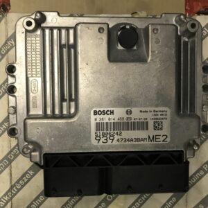 Centralina elettronica iniezione - 51806242 BOSCH - Alfa 159